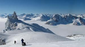 campos de hielo norte